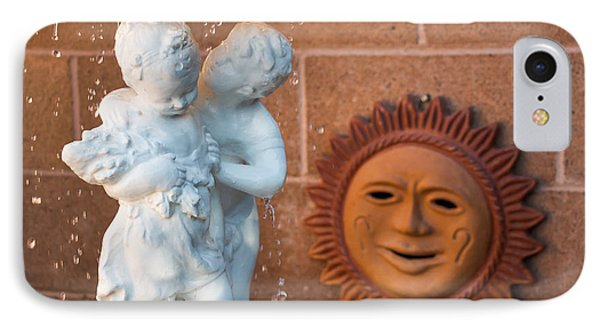 The Phoenician Lovers IPhone Case