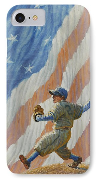 The Pitcher IPhone Case