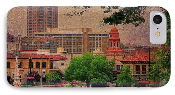 The Plaza - Kansas City Missouri IPhone Case