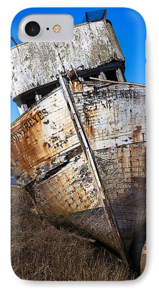 The Point Reyes IPhone Case