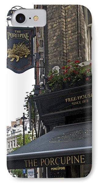 The Porcupine Pub IPhone Case