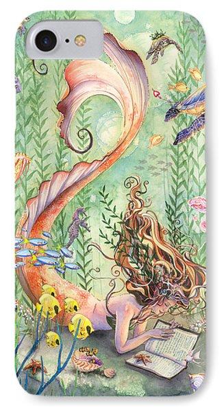 Fantasy iPhone 8 Case - The Prayer by Sara Burrier