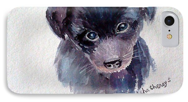 The Puppy IPhone Case