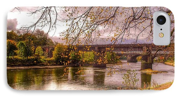 The Riverside At Avenham Park IPhone Case