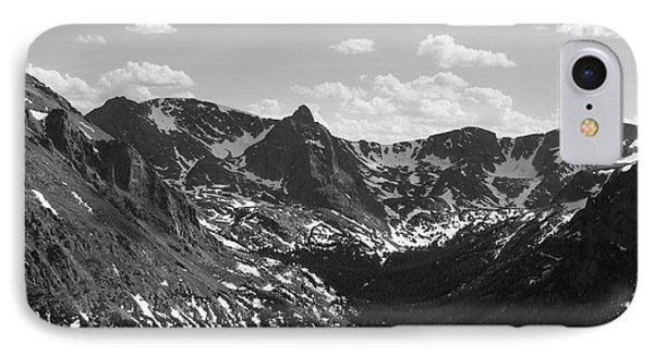 The Rockies Monochrome IPhone Case