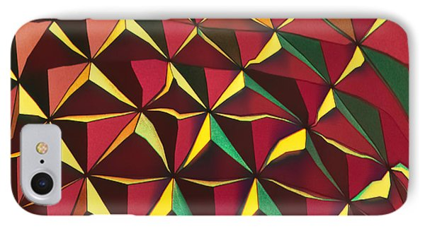 Shapes Of Color IPhone Case