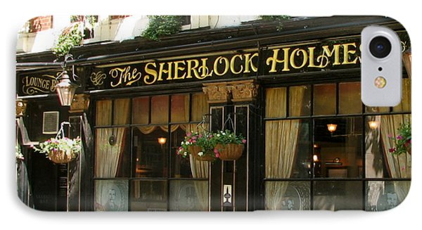 The Sherlock Holmes IPhone Case