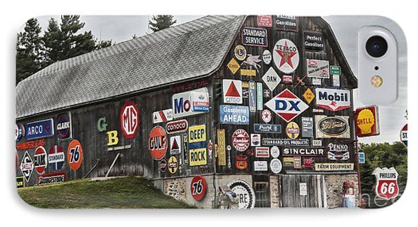 The Sign Barn IPhone Case