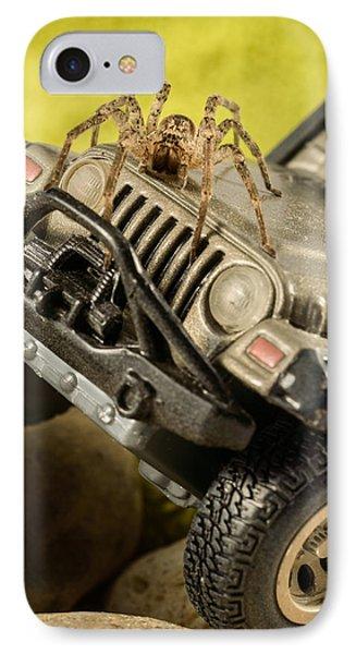 The Spider Series Ix IPhone Case