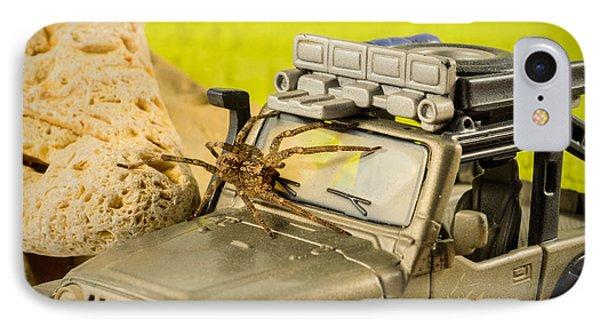 The Spider Series Viii IPhone Case