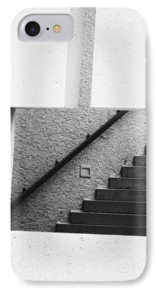 The Stairs In The Square IPhone Case