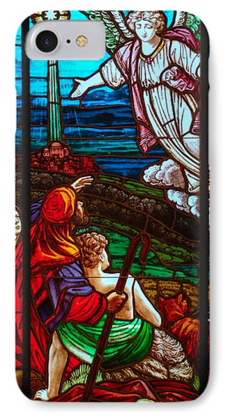 The Star Of Bethlehem IPhone Case