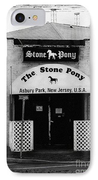 The Stone Pony IPhone Case