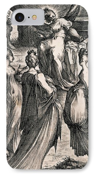 The Three Women At The Tomb IPhone Case