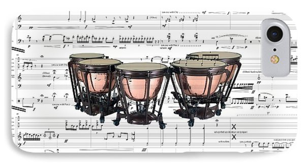 The Timpani IPhone Case