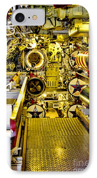 The Torpedo Bay IPhone Case