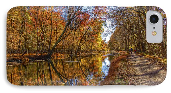 The Towpath IPhone Case