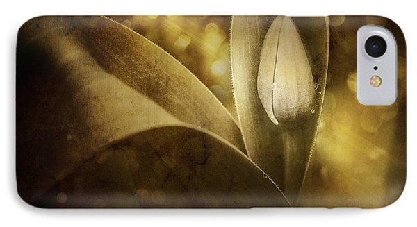 Tulip iPhone 8 Case - The Unveiling 2 by Scott Norris