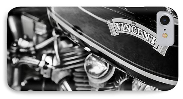 The Vincent  IPhone Case
