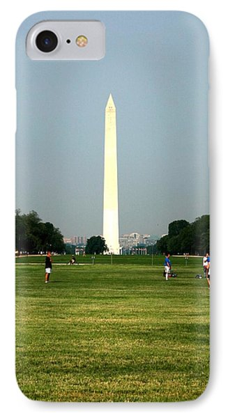 The Washington Monument IPhone Case