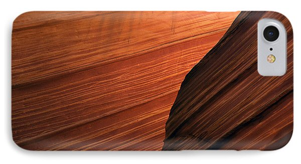'the Wave' North Coyote Buttes 47 IPhone Case