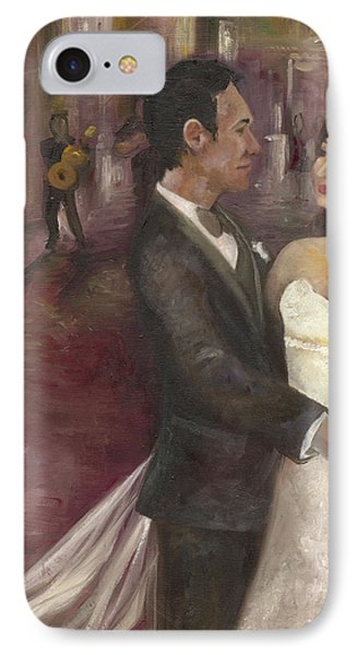 The Wedding IPhone Case