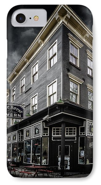 The White Horse Tavern IPhone Case