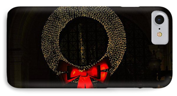 The Wreath IPhone Case