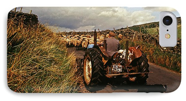 The Yorkshire Shepherd IPhone Case