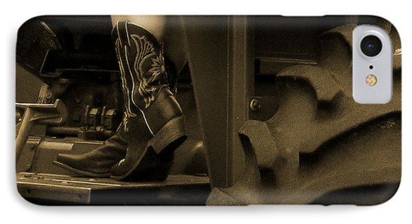 These Boots 1 Sepia IPhone Case