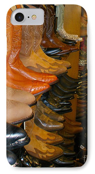 These Boots IPhone Case