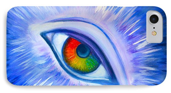 Third Eye Diamond IPhone Case