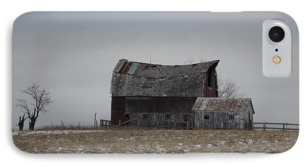 Thomas Hill Barn IPhone Case