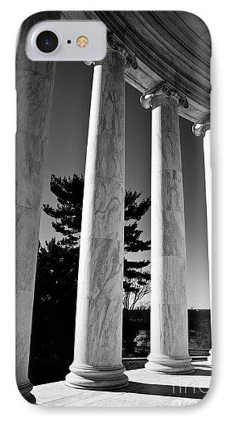 Thomas Jefferson Memorial IPhone Case