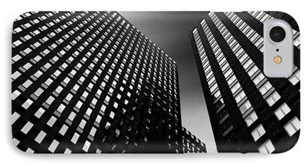 Three Towers IPhone Case