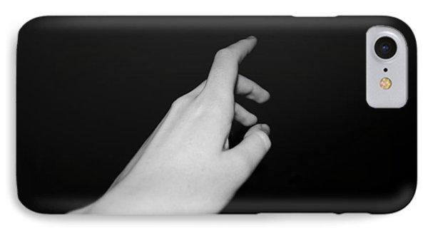 Thy Hand Reaching IPhone Case