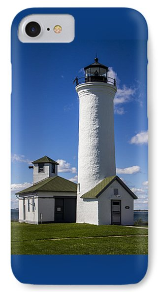 Tibbetts Point Lighthouse IPhone Case