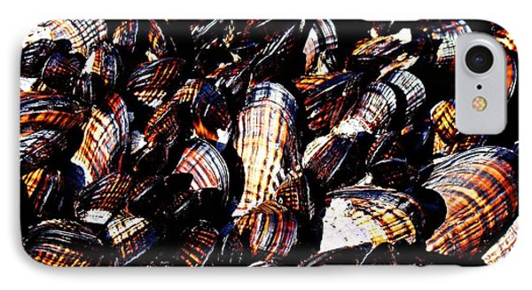 Tidewater Mussels IPhone Case