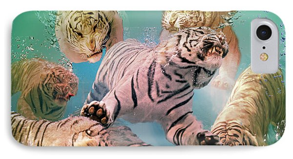 Tiger Tank IPhone Case