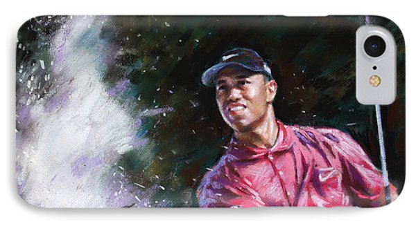 Tiger Woods  IPhone Case