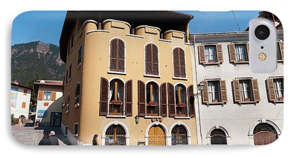 Tignale, Lago Di Garda, Lombardia, Italy IPhone Case
