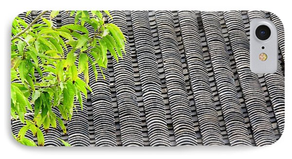 Tiled Roof IPhone Case
