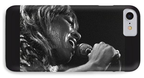 Tina Turner 1 IPhone Case