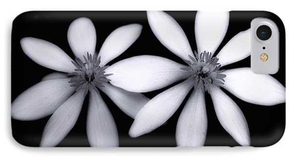 Tiny Dancers-black And White IPhone Case