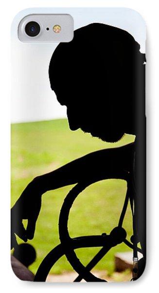 Tired Farmer IPhone Case