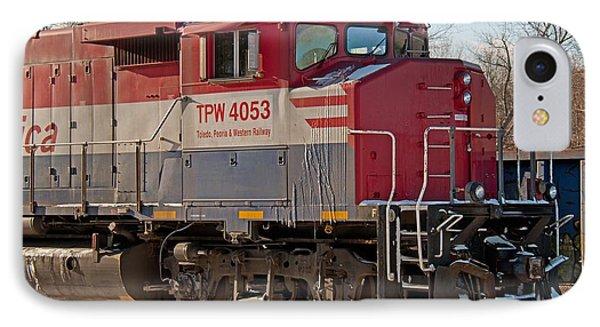 Toledo Pioria And Western - Palmer Massachusetts IPhone Case