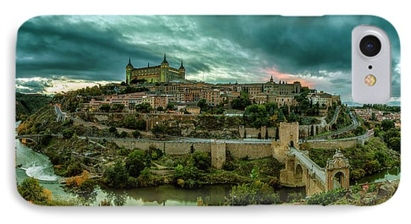 Toledo - The City Of The Three Cultures IPhone Case