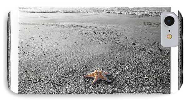 Topsail Island The Lone Star IPhone Case