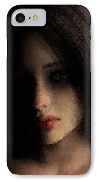 Torn IPhone Case