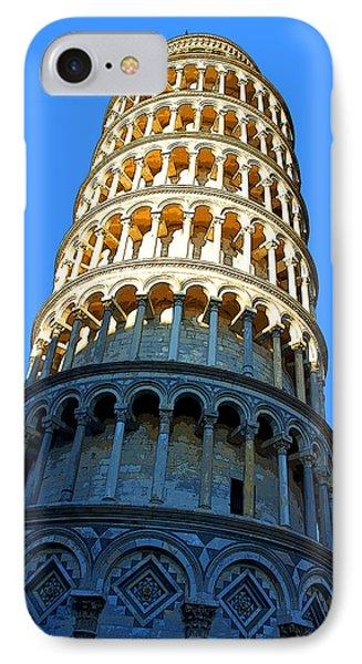 Torre Di Pisa IPhone Case
